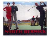 North Berwick  LNER Poster  1923-1947
