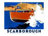 Scarborough  LNER Poster  1930