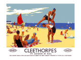 Cleethorpes: Its Quicker by Rail