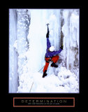 Determination: Ice Climber