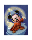 Sorcerer Mickey: Fantasia Magic