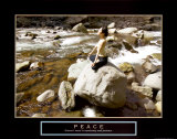 Peace: Yoga