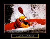 Commitment: Kayak