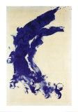 Anthropometrie (ANT 130), 1960 Reproduction d'art par Yves Klein