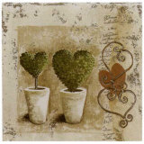 Topiaires Coeur et Pots