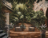 Courtyard in New Orleans I