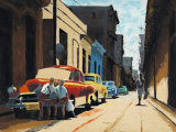 Cuban Street Scene