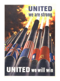 United We are Strong  United We Can Win