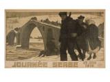 Journee Serbe 25 Juin 1916