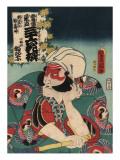 Kobayashi in the Role of Asahina