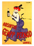 The Absinthe Gempp Pernod
