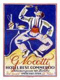 Italian Restaurant G Nocetty Zurich