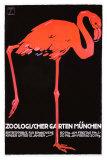 Zoologischer Garten Munchen Giclée