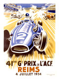 41st Grand Prix of the Automobile Club de France  Reims