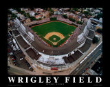 Wrigley Field - Chicago  Illinois