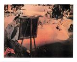 Impressions d'Afrique Reproduction d'art par Salvador Dalí