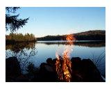Adirondack Fireside
