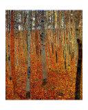 Beach Forest Giclée par Gustav Klimt