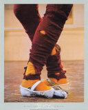 Jambières de danseuse Reproduction d'art par Harvey Edwards