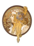 Round Portrait  1897