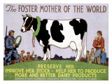 Foster Mother of the World
