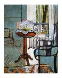 Myosotis vers la fenêtre Giclée par Henri Matisse
