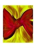 Broken Ties Series - Red/Yellow/Orange