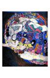 The Maiden Giclée par Gustav Klimt