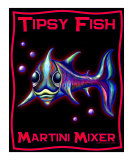 Tipsy Fish - Martini Mixer
