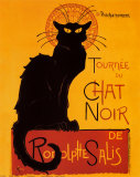 Tourn&#233;e du Chat Noir  c1896