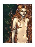 Hamadryad  (Nude)