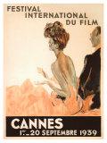 Festival International du Film  Cannes  1939