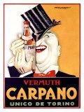 Vermuth Carpano  Unico de Torino