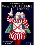 Champagne Vicomte de Castellane Epernay