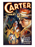 Carter the Great Magician Wizard