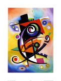 Homage to Kandinsky
