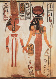 Egyptian Art  Nefertari