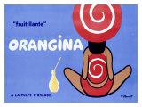 Orangina  Frutillante