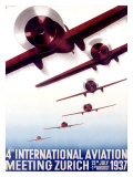 4th International Aviation Meeting  Zurich