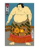 Japanese Sumo Champion