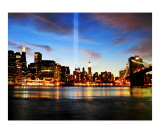 Tribute in Lights - Annual 911 NYC Commemoration
