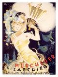 Munchener Fasching  1938