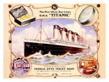 White Star Liner  The Titanic