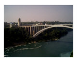 Bridge to Niagara Falls  Canada - 2