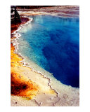 West Thumb Geyser Basin- Yellowstone NP