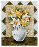 Vase of Narcissus