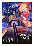 Chicago World's Fair  1934