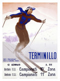 Terminillo  Women Snow and Ski