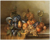 Antique Still Life I