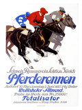 Pferderennen  Wollishofer-Allmend